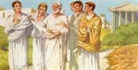 Combien y-a-t-il approximativement de citoyens à Athènes ?