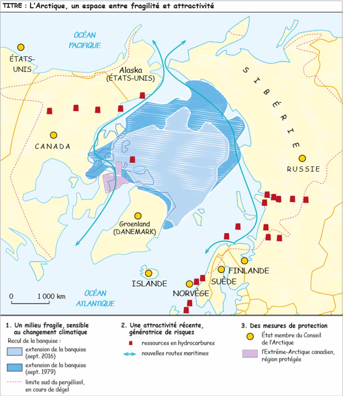 Croquis arctique