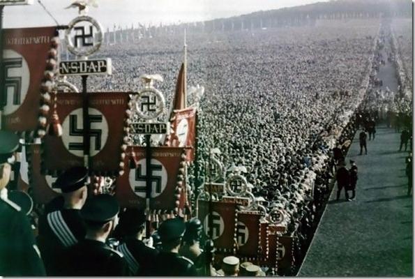 Les défilés nazis
