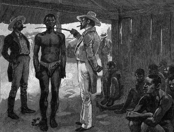 Esclavage slavery 10
