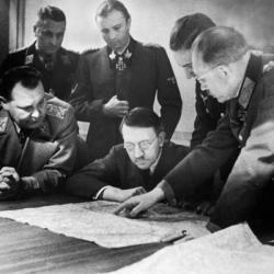 Hitler et ses plans militaires
