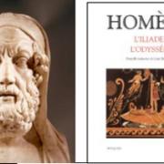 Situez dans le temps le personnage suivant : Homère, aède, qui aurait écrit les poèmes de l'Iliade et de l'Odyssée.