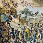 L abolition de l esclavage gravure anonyme
