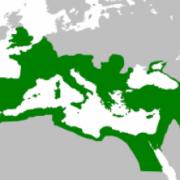 Situez dans le temps l'apogée de l'empire romain, également le temps de « la paix romaine »