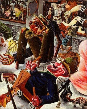 Prager Strasse (1920)