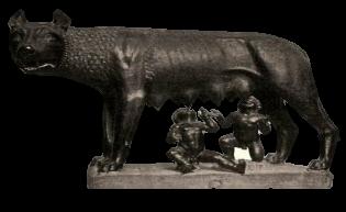 Datez la fondation de Rome