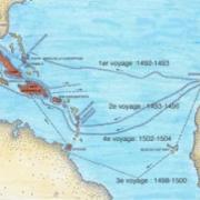 Que s'est-il passé en 1492 ?