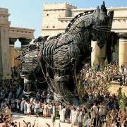 Qui a eu l'idée du cheval de Troie ?